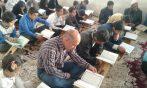 محفل انس باقرآن باحضور قاریان کشوری در مارگون برگزار شد+تصاویر